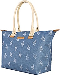 Brakeburn Delicate Flower Shoulder Bag