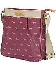 Brakeburn Sausage Dog Saddle Bag
