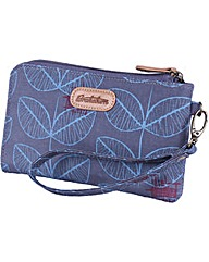 Brakeburn Leaf Clutch Purse