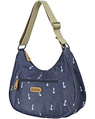 Brakeburn Anchors Hobo Bag