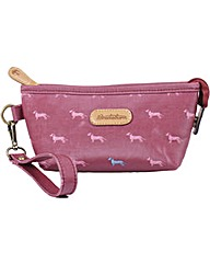 Brakeburn Sausage Dog Wash Bag