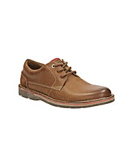 Clarks Edgewick Plain Shoes