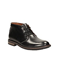 Clarks Unelott Mid Wide Fit