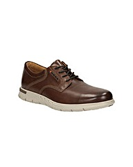 Clarks Unbyner Lane Wide Fit
