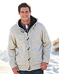 Southbay Lined Toggle Cardigan