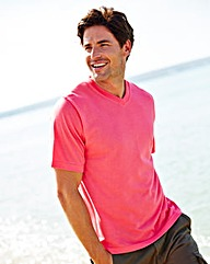 Southbay Pack of 2 V Neck T-Shirts