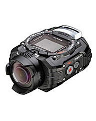 Ricoh WG-M1 Action Camera WiFi-Black
