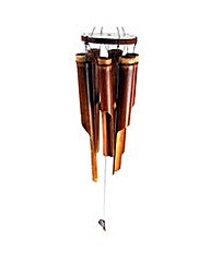 Large Bamboo Garden Chime