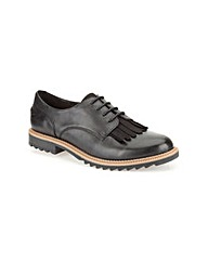 Clarks Womens Griffin Mabel Wide Fit