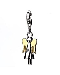 Hot Diamonds Guardian Angel Charm
