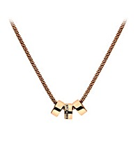 Hot Diamonds Statement Necklace