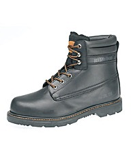 Redwood Black Safety Boot