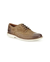Clarks Raspin Brogue Shoes