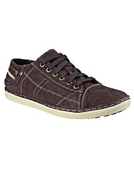 Skechers Sorino Berg Canvas Lace Up
