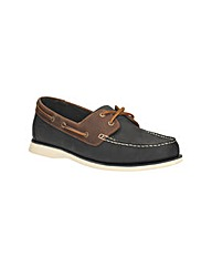 Clarks Port View Shoes