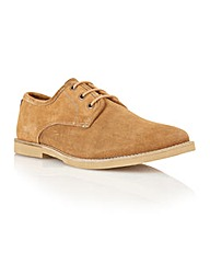 Frank Wright Chase Mens Suede Shoe
