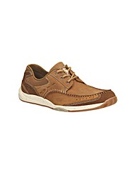 Clarks Allston Edge Shoes
