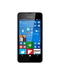 Lumia 550 Win 10 Black