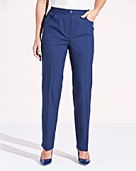 Pull-On Snaffle Trousers L29in