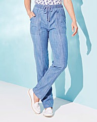 Comfort Fit Jean Length 25in