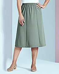 Slimma Pull-On Skirt L25in