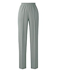 Slimma Plain Trousers Length Extra Short