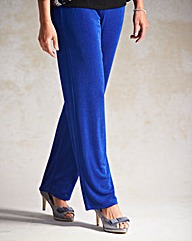 Classic Leg Slinky Trousers Regular