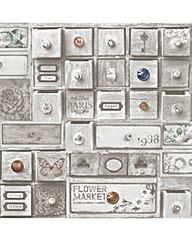 Fresco Trinket Box