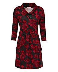 Joe Browns Rose Print Tunic