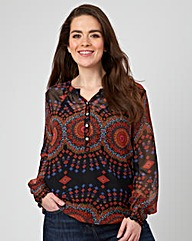 Joe Browns Bellagio Two-Piece Blouse