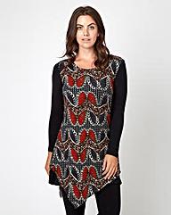 Joe Browns Butterfly Tunic