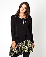 Joe Browns Floral Mix Tunic‰