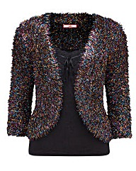 Joe Browns Tinsel Shrug