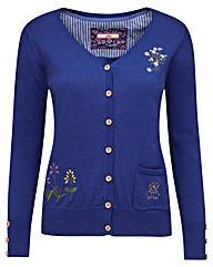 Joe Browns Amazing Applique Cardi
