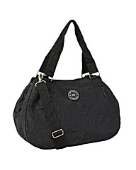 New Rebels Crinkle Nylon Handbag