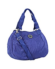 New Rebels Crinkle Nylon Handbag