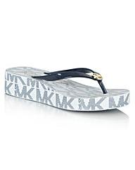Michael Kors Bedford Toe Sandal