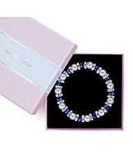 Jon Richard beaded pearl bracelet