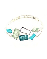 Rectangular Detail Bracelet