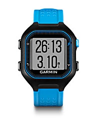 Garmin Forerunner 25 L Black/blue