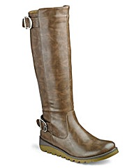Heavenly Soles Knee Boots E Fit