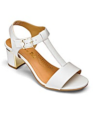 Van Dal Malone Block Heel Sandals D Fit