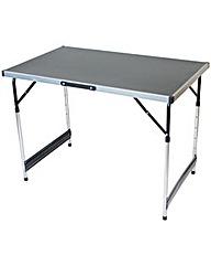 Yellowstone Aluminium Dining Table