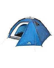 Trespass 4 Man Pop Up Tent