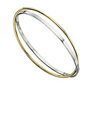 Double Russian Wedding Bangle