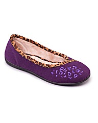 Padders Savannah Slipper