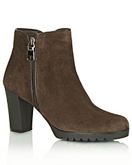 Daniel  Commited Ankle Boot