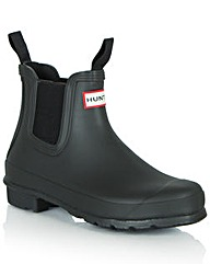 Hunter Womens Original Chelsea BKP