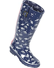 Brakeburn Dandelion Welly Navy