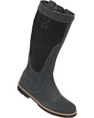 Brakeburn Vintage High Boot Black